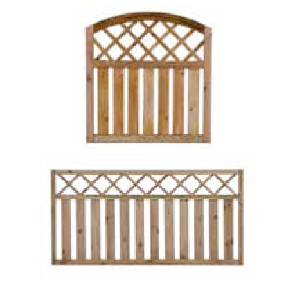 Complementi arredo giardino firenze cancello in legno for Complementi da giardino